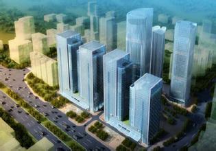 深圳大冲商务中心图片